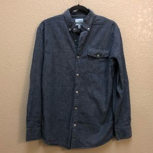 MENS Casual Button Up